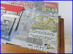 NEW IN BOX Wilesco Steam Engine D141 Workshop Model Toy PERFECT