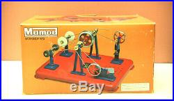 NEW IN BOXs Vintage Mamod Steam Engine plus workshop and burner