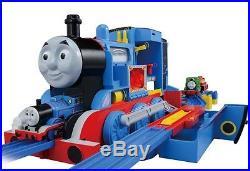NEW TOMY Plarail Thomas the Tank Playing the Steam Engine BIG Toy Japan