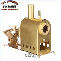 New Mini Steam Engine Model Toy Creative Gift Set with Boiler
