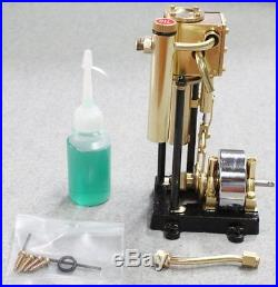 New SAITO Steam Engine T1DR-L for Model Ship Toy Marine Boat Free Shipping