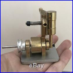 New Vertical Cylinder Steam Engine Model Toy DIY Marine Model Motor Power Kit