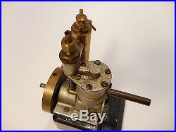 Old / Vintage / Antique Toy Model Live Steam Engine Marine Car Boat