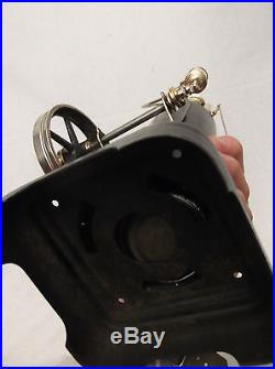 Old Antique LARGE Live Steam Engine MARKLIN early 1900's dampfmaschine runs well
