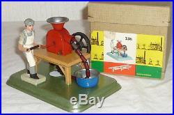 Old Drive model Steam engine Operating model steamtoy Fleischmann Butcher