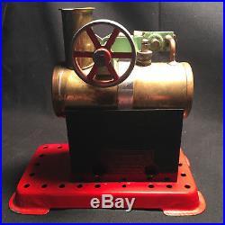 Old Vtg Mamod Stationary Steam Engine