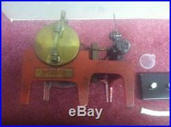 Old Weeden #14 Steam Engine Burner Included