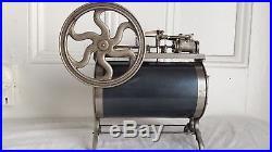 PEERLESS RARE vintage toy steam engine ca 1890