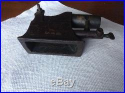 Paradox Antique Toy gas steam engine marked PA NOV 20 1900