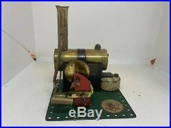 Pre-war Bowman Steam Engine