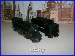 Prewar Lionel Outfit No. 841W O Gauge 224 Steam Engine & Freight Car Set In Boxes