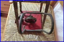 Rare Antique/vintage Empire Steam Engine Powered Accessory Tin Toy Windmill
