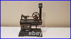 RARE Antique Josef Falk Steam Engine