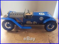 RARE Mamod LE MANS RACER LM1 in Box Steam Engine Mint & Boxed Unsteamed Unfired