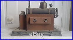 RARE RARE DOLL 364/3 toy steam engine for restoration