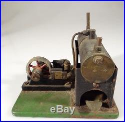 Rare Vintage S. E. L. Major Steam Engine Model Signalling Equipment Limited