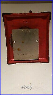 RARE Vintage Empire Metal Ware Corp Electric Vertical Steam Engine B31 1930s