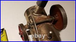 RARE Vintage Weeden Steam Engine #643 1920s