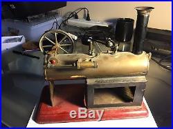 Rare 1920 Weeden No 312 Horizontal Steam Engine