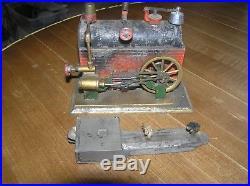 Rare Antique Weeden # 7 1890's Steam Engine