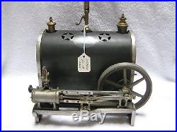 Rare Antique Weeden No. 10 Vintage 1898 Horizontal Steam Engine Toy
