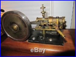 Rare Antique model steam Engine