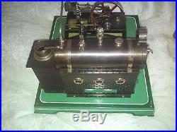 Rare Doll 344/6 steam engine with gear reduction