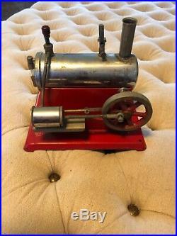 Rare Empire Electric fired Live Steam Engine