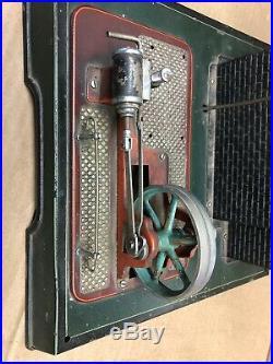 Rare MARKLIN MODEL TOY STEAM ENGINE