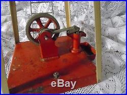 Rare Vintage Empire Steam engine ran Windmill & water pump 21 B-56 1940s