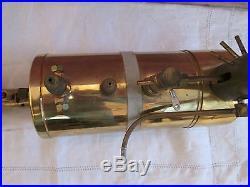 SAITO Model Marine Boiler B2F for Model Ship Marine Boat Steam Engine