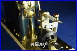 SAITO Steam Engine & Boiler Model Marine Boat Watercraft OE-1 & OB-1 set Japan