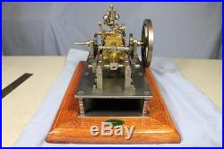 Side Rod Table Model Live Toy Steam Engine