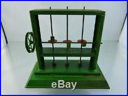 STEAM ENGINE TOY 3 STAGE HAMMER ATTACHMENT BY unknown aa