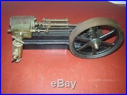 STUART Vintage Stuart Toy Steam Engine Model S 50 live steam engine Horizontal
