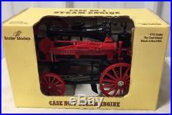 Scale Models Case No. 1 Steam Engine 1/16 NIB