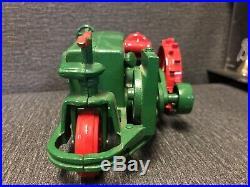 Scale Models Case Steam Engine Tractor Heritage Series 1/16 1980s Deere ERTL