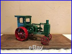 Scale Models Diecast 1/16 J. I. Case Steam Engine Toy Tractor Model 20-40
