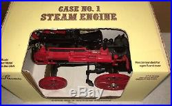 Scale Models J. I. CASE NO. 1 STEAM ENGINE 150th Anniversary 1/16 Withbox