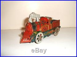 Scarce Meier penny toy steam engine