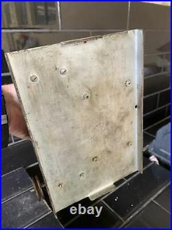 Scratch Built Vintage Brass Model Steam Engine