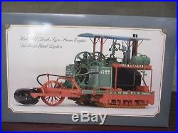 Spec Cast Holt No77 Track-Type Steam Engine 1/32 Scale ACMOC CJ305