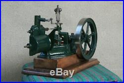 Stationary Antique LARGE steam engine 1960-1980 year