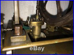 Steam Engine 2 cylinder oscillating engine