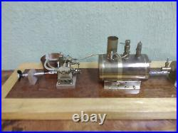 Steam Engine 4 Cylinder Saito