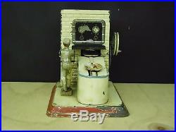 Steam Engine Accessory Doll Baeckerei