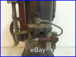 Steam Engine Bing Vertical