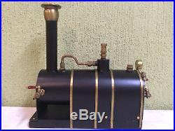 Steam Engine Boiler Horizontal