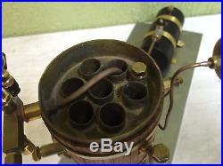 Steam Engine Boiler Vertical Regner