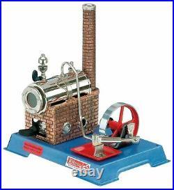 Steam Engine D 6 Stationary Wilesco 00006